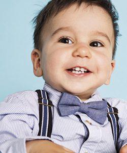 فروش عمده لباس نوزادی و بچه گانه اروپایی شرکت IFN
