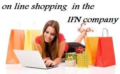 خرید اینترنتی مطمئن از مجموعه سایت و کانال فروشگاه های زنجیره ای IFN